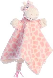 Aurora Gigi Giraffe Pink Finger Puppet Blimkie, Multi-Colour