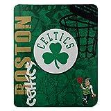 The Northwest Company NBA Boston Celtics 'Hard Knocks' Fleece Throw Blanket, 50' x 60' , Green