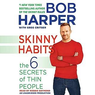 Skinny Habits audiobook cover art