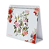 ERIK - Calendario de Escritorio Deluxe 2020 Lily & Val (17x20 cm)