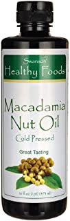 macadamia nut oil for cooking