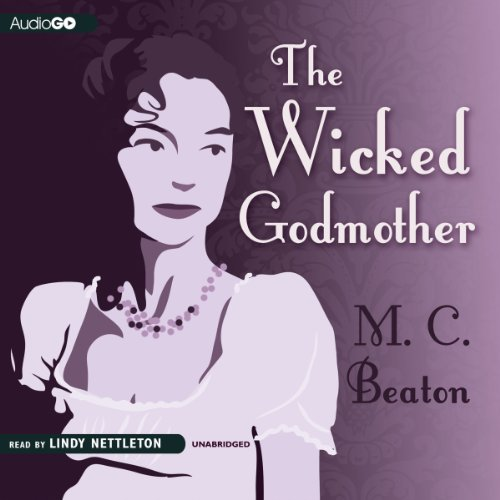 The Wicked Godmother audiobook cover art