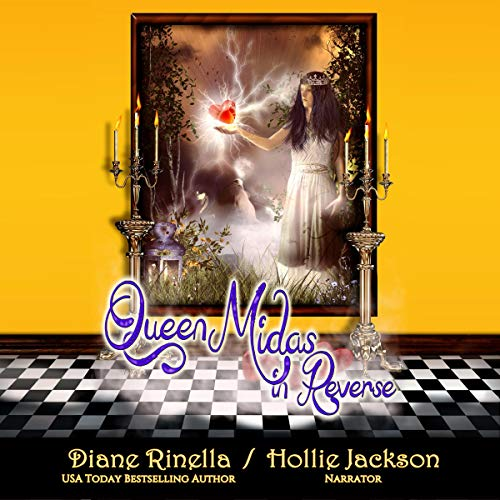 Queen Midas in Reverse cover art