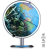 Na Globes of The World with Stand