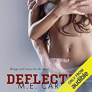 Deflected audiobook cover art