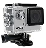 TecTecTec Actionkamera XPRO3 Ultra HD Sport Action Kamera Action Camera WiFi 4K Full HD...