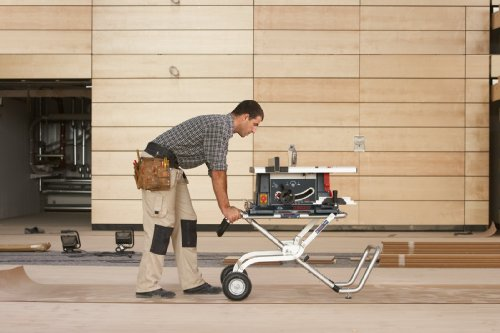Bosch Professional Transport- und Arbeitstisch GTA 60 W (622 mm Höhe, 1.220 mm Länge) - 5