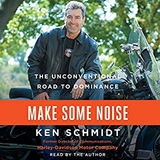 Make Some Noise                   By:                                                                                                                                 Ken Schmidt                               Narrated by:                                                                                                                                 Ken Schmidt                      Length: 14 hrs and 7 mins     4 ratings     Overall 5.0