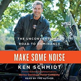 Make Some Noise audiobook cover art