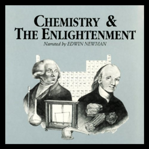 Chemistry and the Enlightenment copertina