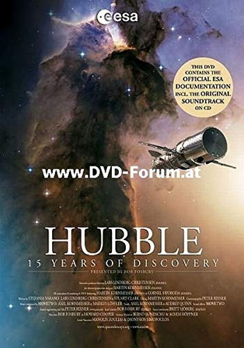 Hubble: 15 Years of Discovery (CD + DVD)
