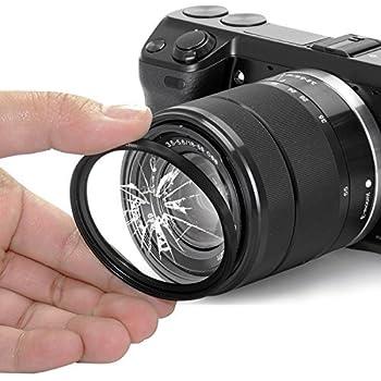 Nikon AF-S Nikkor 200mm f//2G ED-IF VR 52mm Ultraviolet Filter Upgraded Pro 52mm HD MC UV Filter Fits 52mm UV Filter 52 mm UV Filter