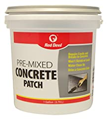 REPAIRS CRACKS AND BREAKS IN CONCRETE: Premixed formula makes repairs easy DRIES A LIGHT TO MEDIUM GRAY COLOR: Ideal for lighter shades of concrete WON'T SHRINK OR CRACK: Provides maximum flexibility for a permanent repair INTERIOR OR EXTERIOR USE: C...