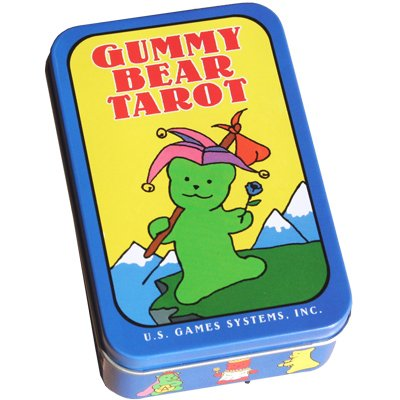 U.S.Games Systems,Inc.『Gummy Bear Tarot Deck』