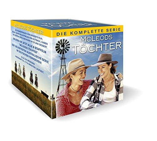 McLeods Töchter - Die komplette Serie als Gesamtbox [Limited Edition] (exklusiv bei Amazon.de)