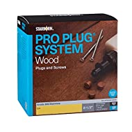 """Starborn Industries IPE Pro Plug System For Wood Decking Kit - 100 Sq Ft with #8 x 2-1/2"""" Screws"""