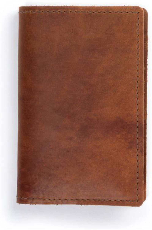 Rustico Field Notebook Leder braun B011SO655K   Hochwertige Produkte