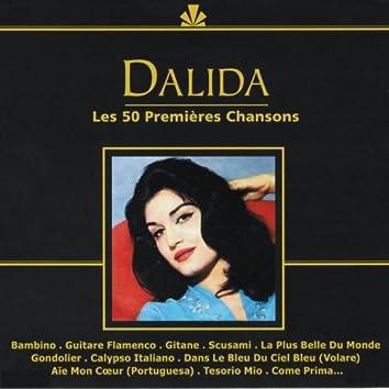 Dalida : les 50 premières chansons