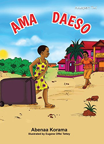 Ama Daeso (Akuapem Twi) (English Edition)