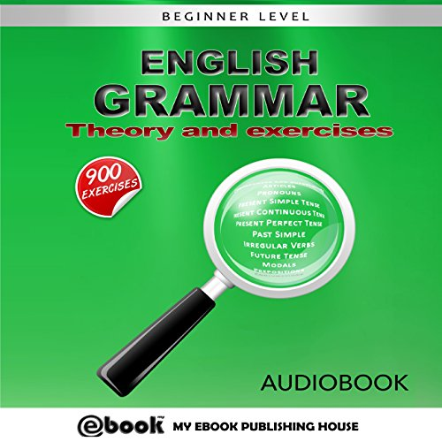 English Grammar audiobook cover art