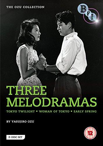 Ozu - Three Melodramas (2 DVD set) [1933 - 1957] [UK Import]