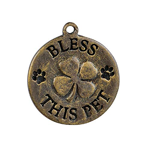 Grasslands Road Bless This Pet Tag