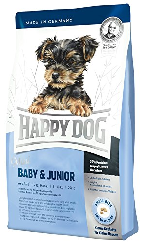Happy Dog Mini Baby & Junior, 1er Pack (1 x 300 g)