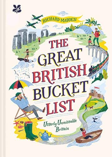 Price comparison product image The Great British Bucket List: Utterly Unmissable Britain
