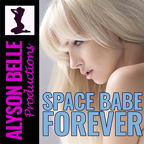 Space Babe Forever audiobook cover art