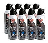 Compressed Air Dusters - Best Reviews Guide