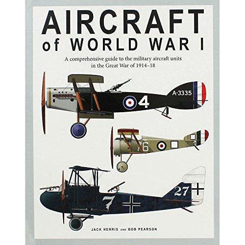 Jack Herris & Bob Pearson Vliegtuigen van de Eerste Wereldoorlog