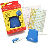 DryEasy Bedwetting Alarm with Sound Control (Blue)