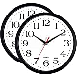 Bernhard Products Wall Clock Silent Non...