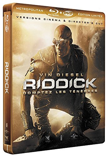 Riddick [Francia] [Blu-ray]