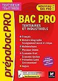 PrépabacPro - Bac Pro Tertiaires et industriels - Matières générales - Révision et entraînement