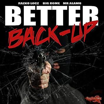 Better Back-Up