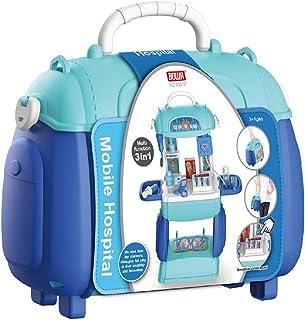 Medical equipment messenger bag