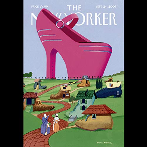 Couverture de The New Yorker (September 24, 2007)