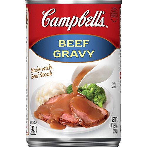 Campbells Beef Gravy Made with Beef Stock