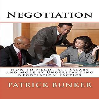 Negotiation cover art