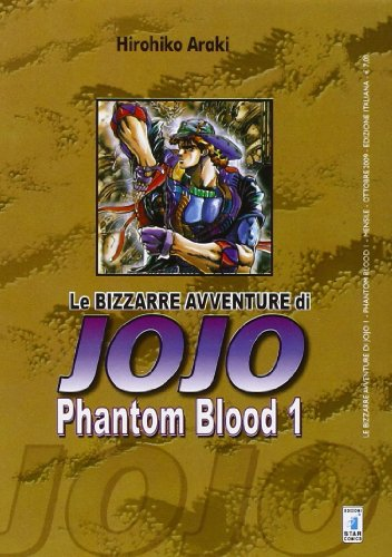 Phantom blood: Vol. 1