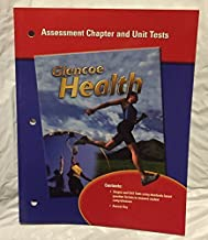 Glencoe Health Assessment Chapter and Unit Tests