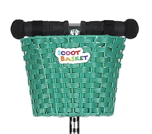 Panier Scoot : Vert