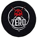 Zero Embroidery Patch...image