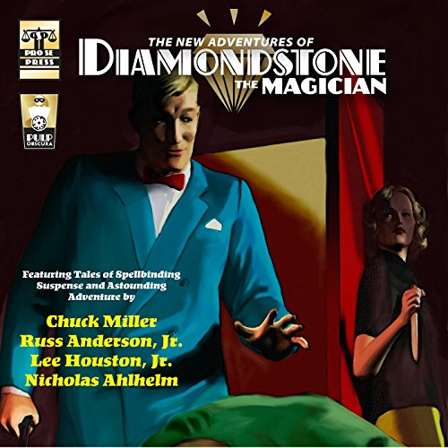 The New Adventures of Diamondstone the Magician cover art