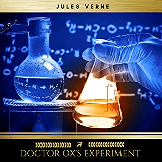 Doctor Ox's Experiment audiobook cover art