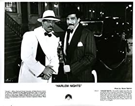 Richard Pryor Eddie Murphy Harlem Nights Original 8x10
