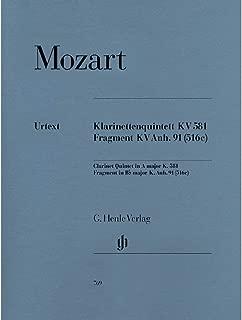 Mozart: Clarinet Quintet in A Major, K. 581 (