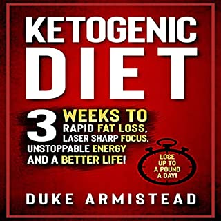 The Ketogenic Diet audiobook cover art