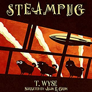 Steampug cover art